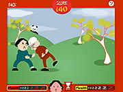 Play Grannie fu Game