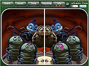 A bugs life - spot the difference Gioco