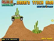 Play Desert truck ride Game