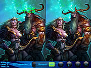Play Underworld 5 differences Game