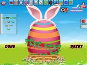 Play Easter eggs decor Game