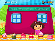 Play Hungry dora Game