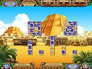 Mayan-Mahjong game