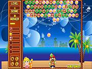 Play Mario bubble shooter Game
