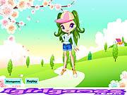 Jugar Pretty cherry girl Juego