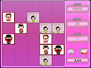 Play Japanese dolls memory Game