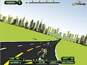 Ben 10 Race game