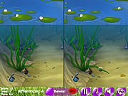 Jugar Jolly pond - spot the difference Juego