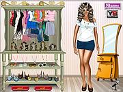 Play Beyonce knowles celebrity dressup Game
