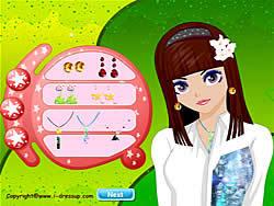 Gioca gratuitamente a Girl Make-over 7