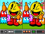 7 Differences Retro game