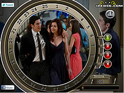 American Reunion - Find the Numbers game