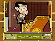 Play Mr bean - hidden objects Game
