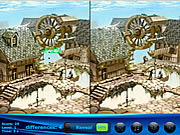 Play Wonderland 5 differences Game