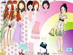 Gioca gratuitamente a Cutie Dress 10