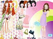 Play Cutie dress 10 Game