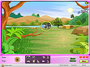 Play Safari animals search Game