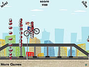 Play Pokemon bmx Game