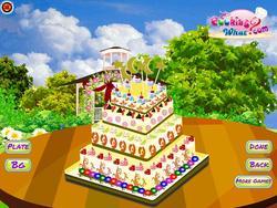 Perfect Wedding Cake game