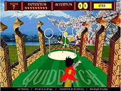 Gioca gratuitamente a Harry Potter Quidditch