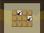 Play Hunting memory game Game
