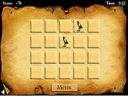 Play The puzzle of ancient egypt Game