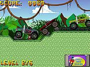 Monster Truck Race 3 game