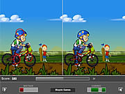 Bicycle difference Gioco