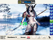 Play Demon stone find numbers Game