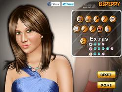Kelly Clarkson Makeover game