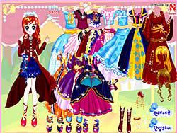 Gioca gratuitamente a Lovely Fashion 11