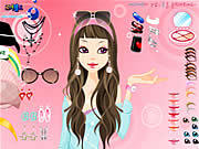 Play Pure and clear beauty Game