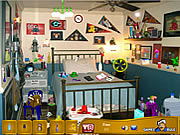 Play Boys room Game
