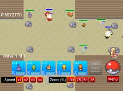 pokemon td game