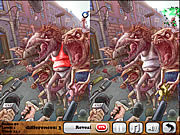 Play Monsters diff Game