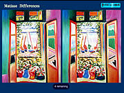 Play Matisse differences Game
