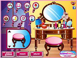 Lovely Dressing Table game