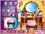 Play Lovely dressing table Game