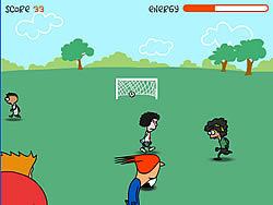 Brendan Soccer oyunu
