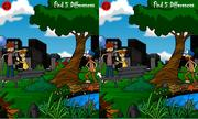 Play Foreign creature difference Game
