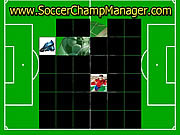 Memory Soccer On Time game