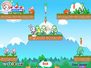 Play Rainbow rabbit 4 Game