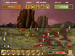 Bomb the Aliens game