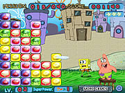 Spongebob Flying Plate game