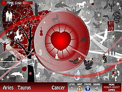 Love Horoscope-Hidden Objects game