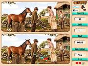 Play Spot 6 diff - war horse Game