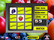 Play Fruits perfect match Game