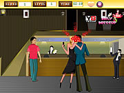 Play Theater kissing Game