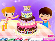 Play Best birthday cake Game