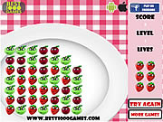 Angry Fruits game